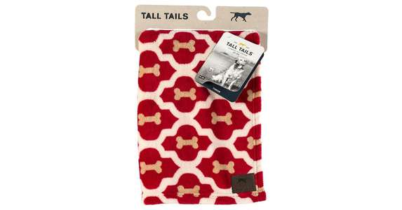 Tall Tails Fleecedecke Bone rot