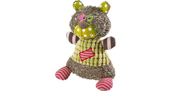 Patchwork Perry Bear