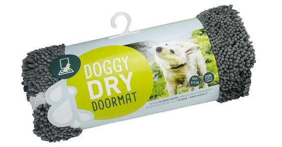 Doggy Dry Bodenmatte